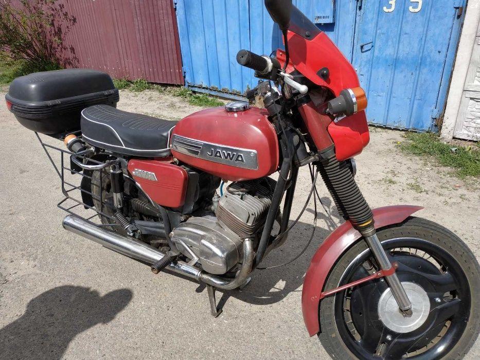 Продам мотоцикл ЯВА Кременчуг - изображение 1