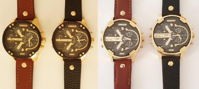 Zegarek DIESEL ZŁOTY na pasku