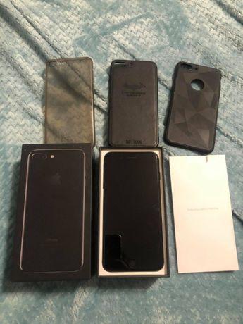 IPHONE 7plus 128GB Jet Black