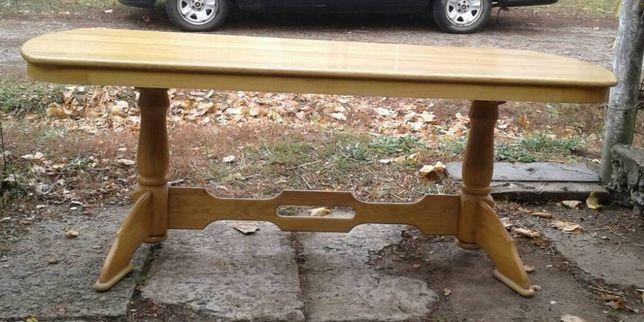 Продам стол дубовый ручной работы