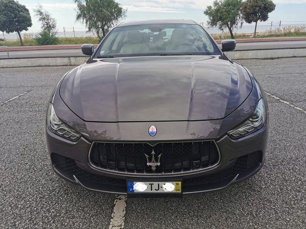 Maserati Ghibli 3.0D V6 275cv