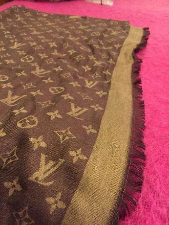 lenço L Vuitton