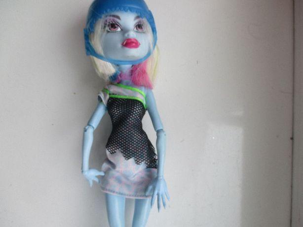 Monster High na rolkach Abbey lalka