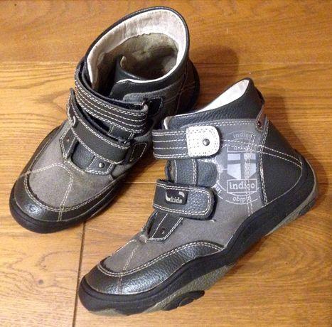 Ботинки Indigo демисезон, р. 32 (21 см по стельке), унисекс
