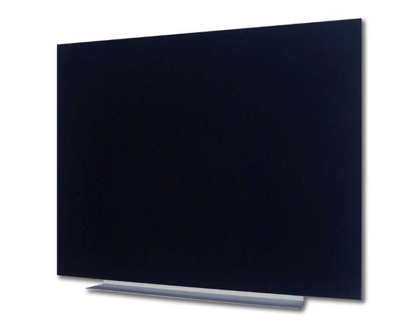 Меловая грифельная черная магнитная доска 60х90 см для мела и маркера