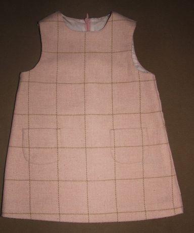 CYRILLUS - cudna sukienka z Francji! 9 m-cy