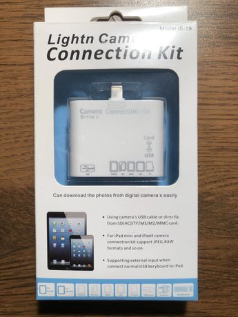 Adapter iPhone iPad