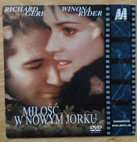 DVD Miłość w Nowym Jorku
