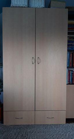 Komplet mebli do pokoju młodzieżowego :) Skołyszyn - image 1