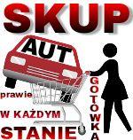 Auto Skup Skup Aut , Zabrze, Gliwice, Bytom Sosnowiec ZŁOMOWANIE AUT !