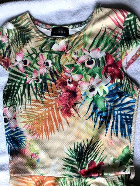 Sukienka exotic,letnia, rozm 34