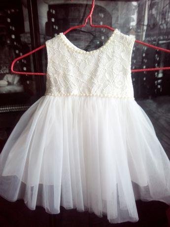 Платье до годика