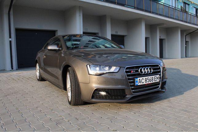 Audi A5 Quattro S-line 2013