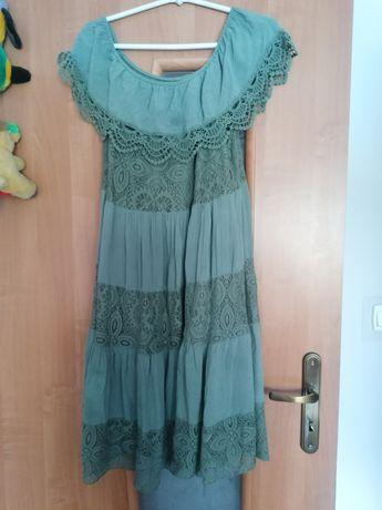 Sukienka hiszpanka na lato