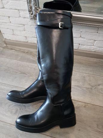 Сапоги Zara 38 размер