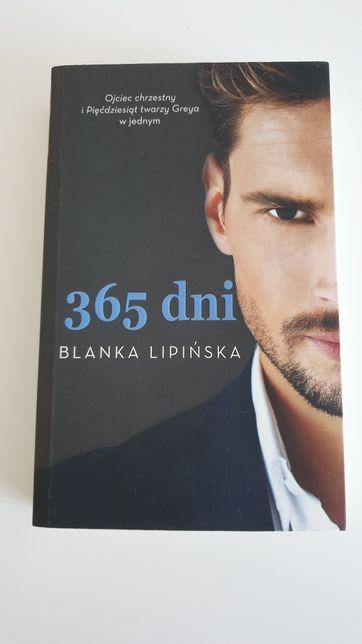 Książka 365 dni Blanka Lipińska