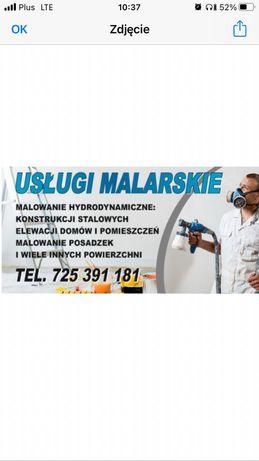 Mal-Mat, usługi malarskie