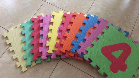 Maty piankowe puzzle piankowe
