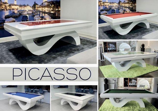 Bilhares Europa NOVO mod Picasso oferta tampo Loja aberta ao domingo!