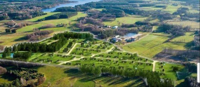 działki rekreacyjne nad jeziorem Urszulewskim