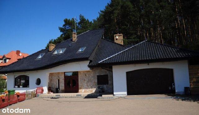 Dom z lasem i dużą działką Pilchowo!