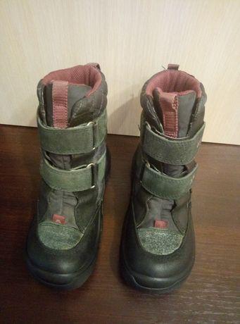 ECCO Сапоги- ботинки (зима)