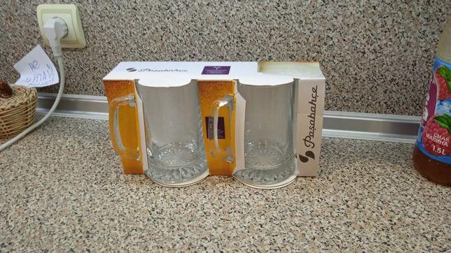 Кружки для пива 2 шт × 670мл