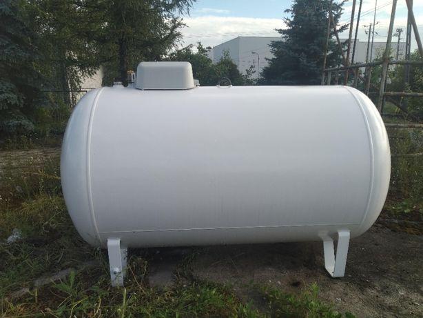 Zbiornik naziemny 2700L / 3600L / 4850L / 6400L na gaz płynny LPG