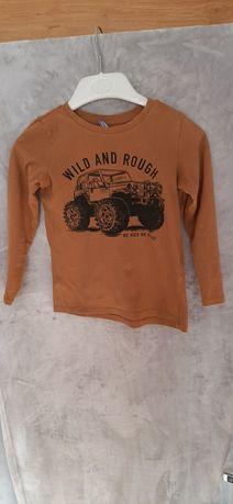 Bluzeczka rozmiar 116
