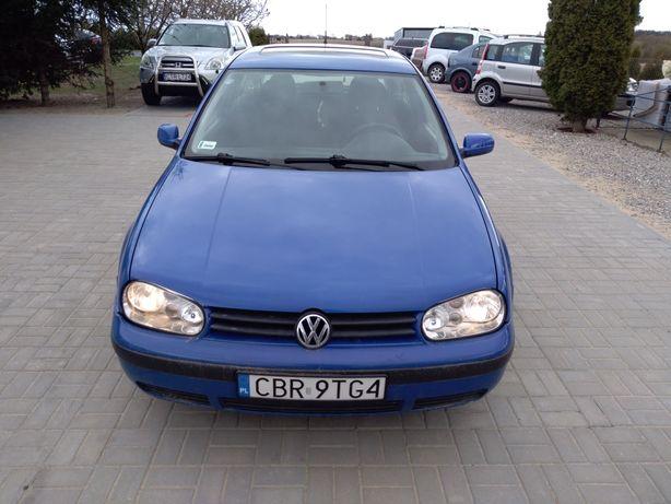 Volkswagen Golf IV 1.4 **1998 rok**możliwa zamiana**