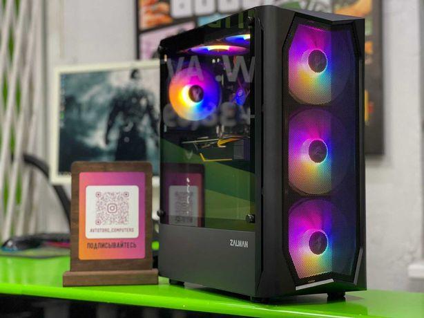 Игровой ПК / Intel i7-9700   RTX 2060   16 RAM   SSD 480   Гарантия