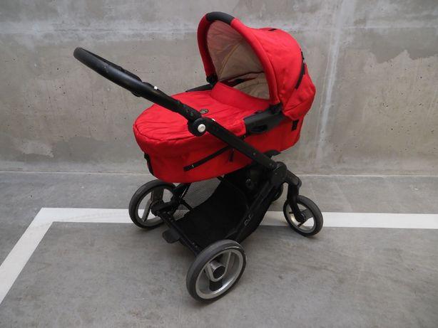 Wózek Mutsy Evo gondola plus spacerówka oraz fotelik Maxi Cosi Cabrioi