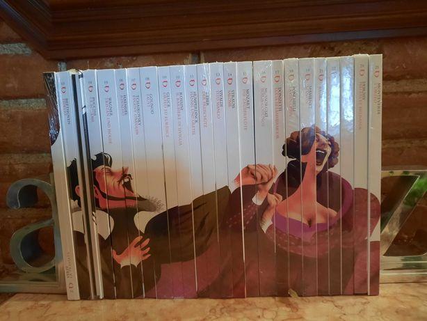 OS Clássicos da Opera 400 (25 vol.)