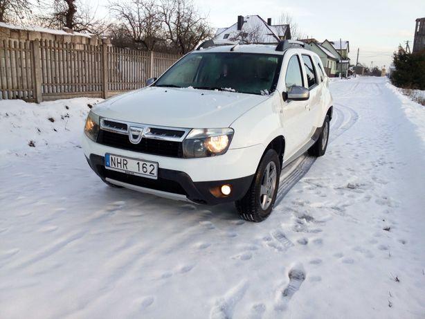 Dacia Duster 1.6 benzyna klima podgrzewane fotele 2013r
