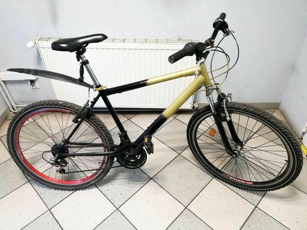 """Rower MTB Czarno-Złoty 26"""""""