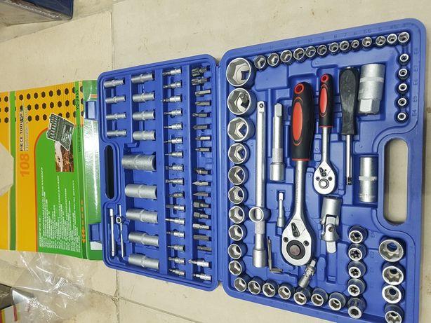 Mala de ferramentas 108pcs