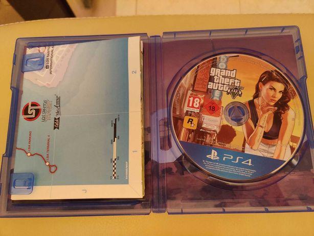 Gta V/5 jogo PS4