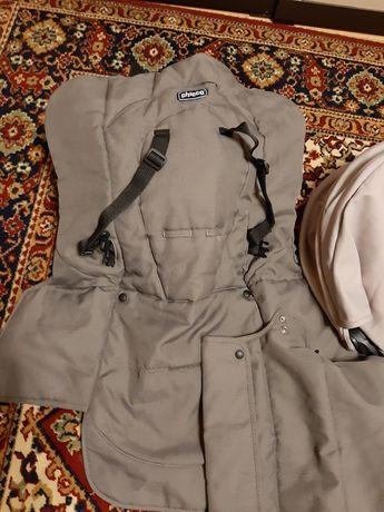 Текстиль до коляски Чіко тріо сірий Chicco