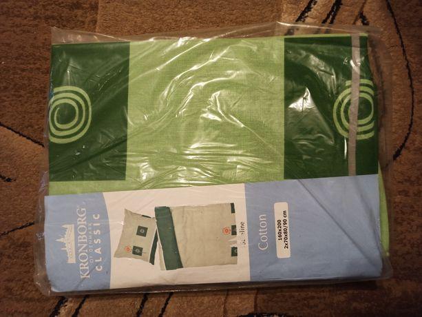 Pościel firmy Kronborg, nowa, 100% bawełna