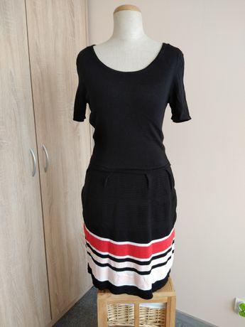 Sukienka sweterkowa NOWA 36/S