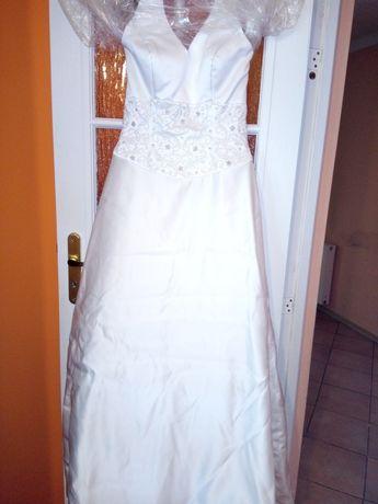Sukienka ślubna 42 rozm