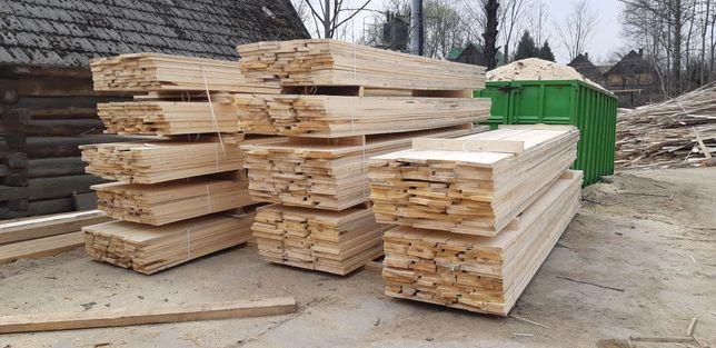 Deski szalunkowe Kantówki budowlane Stemple Tartak Malopolska