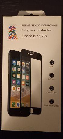 Szkło ochronne iPhone 6,6A,7,8