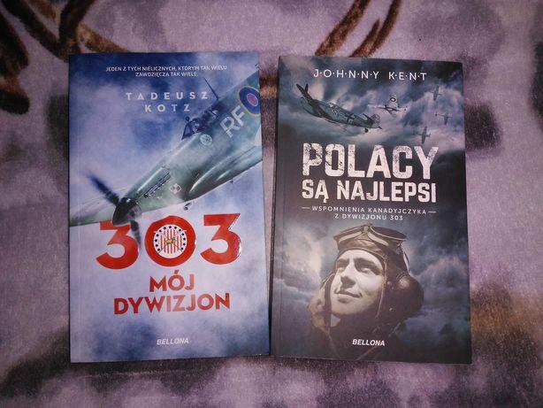303 mój dywizjon i Polacy są najlepsi. Dwupak
