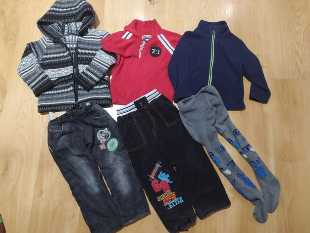 Теплий одяг 92_98р