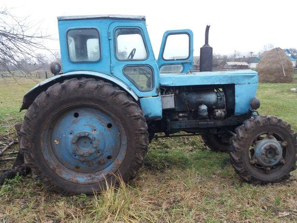 Трактор Т-40  АМ ХТЗ ЛТЗ МТЗ