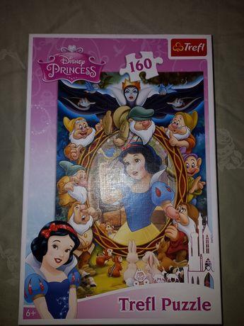 Пазли для дітей / puzzle / Disney принцеси