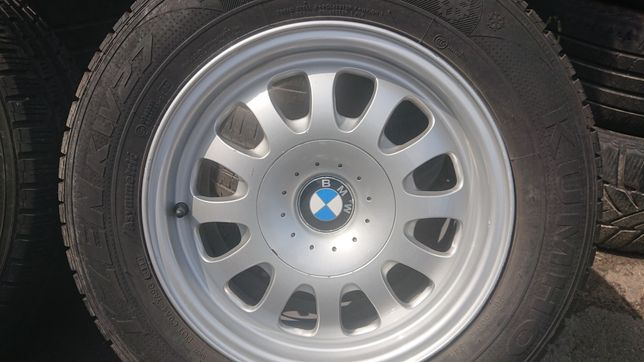 Диски оригинал 4шт BMW R15 5×120