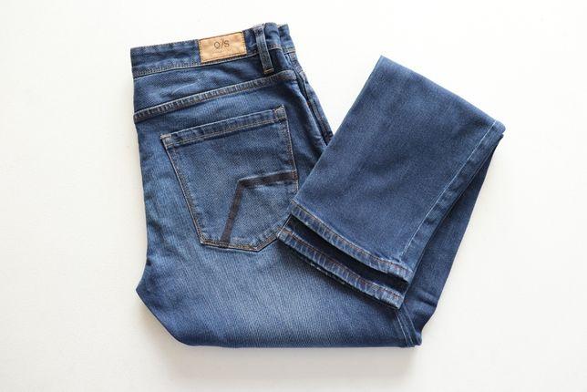 Spodnie męskie jeansy Q/S designed by PETE (Peek&Cloppen.) W30 L32