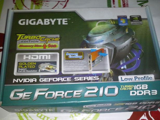 Placa grafica ge force 210